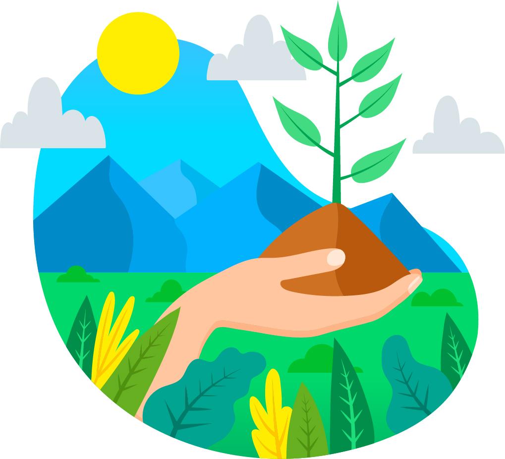 Día Mundial del Medio Ambiente - 5 de Junio 2020