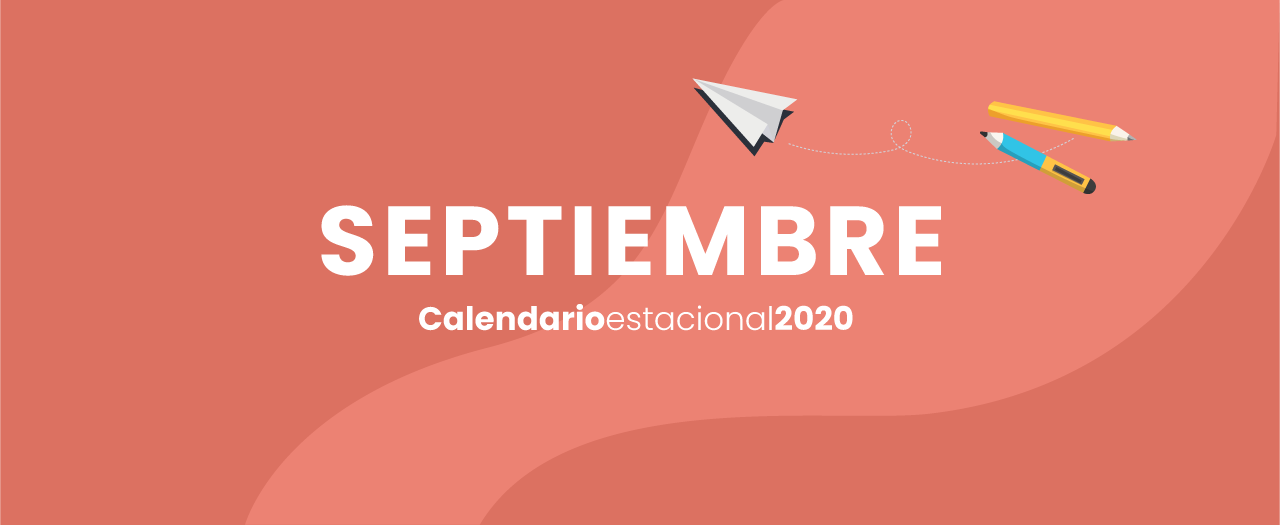 calendario marketing digital Septiembre 2020