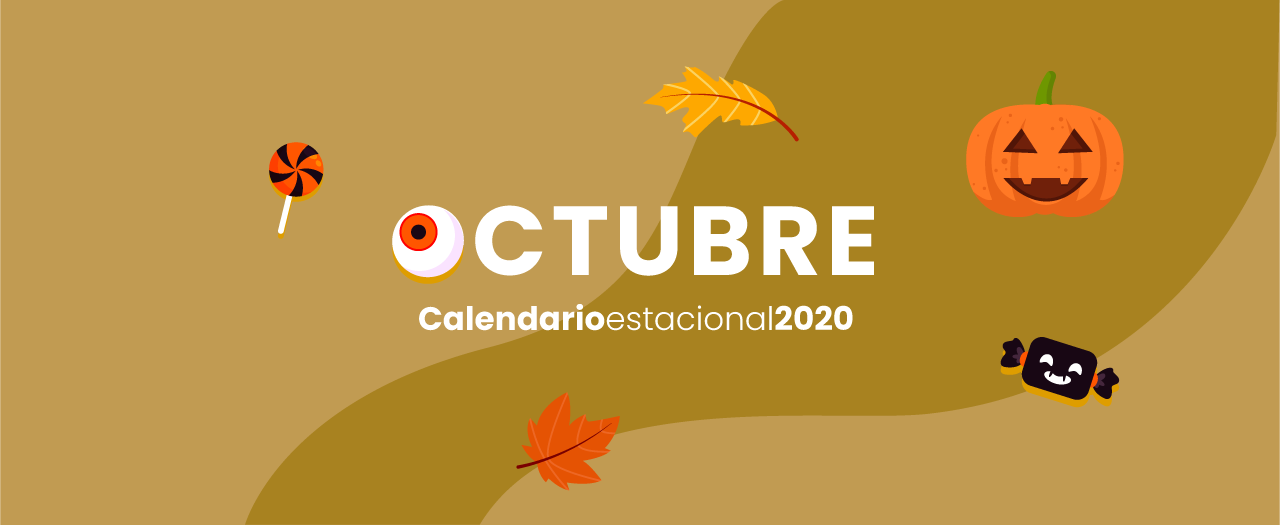 calendario marketing digital Octubre 2020