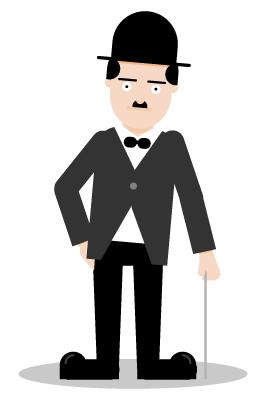 """""""El Chico"""" de Charles Chaplin"""