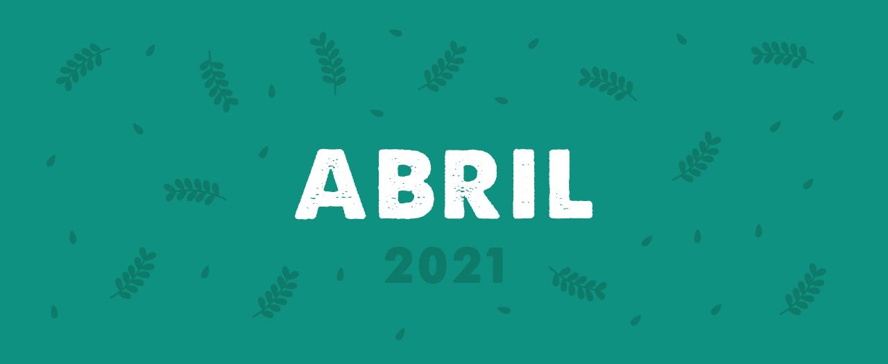 Fechas clave marketing Abril 2021
