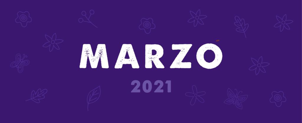 Fechas clave marketing marzo 2021